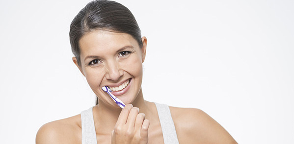 Brushing teeth fights bad breath