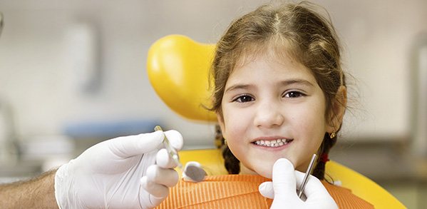 Children Dental Health
